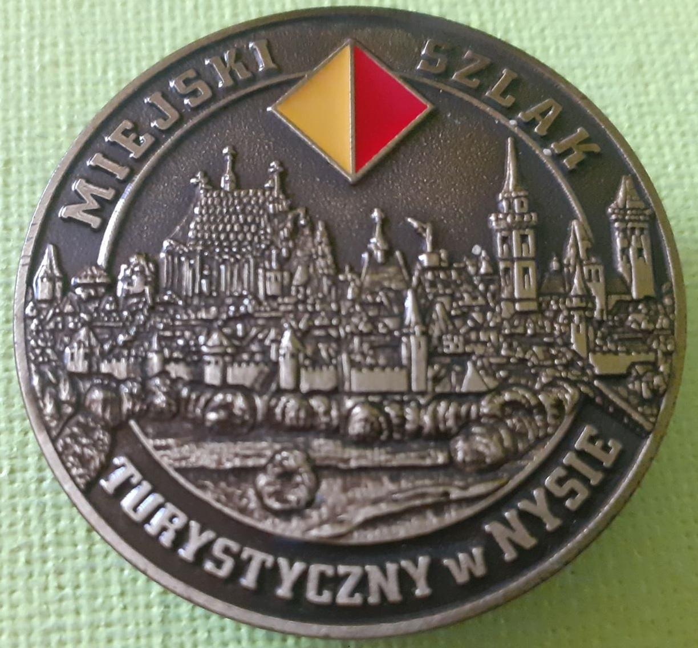 Odznaka Krajoznawcza Miejski Szlak Turystyczny