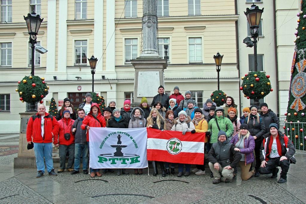 Zimowe wędrówki krajoznawcze - Oleśnica